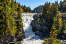 The Grand Sault Waterfall, Sta...