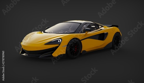 super-car-coupe-sport-3d