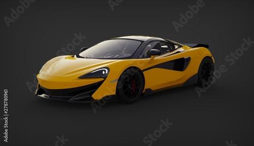 super-car-coupe-sport-3d