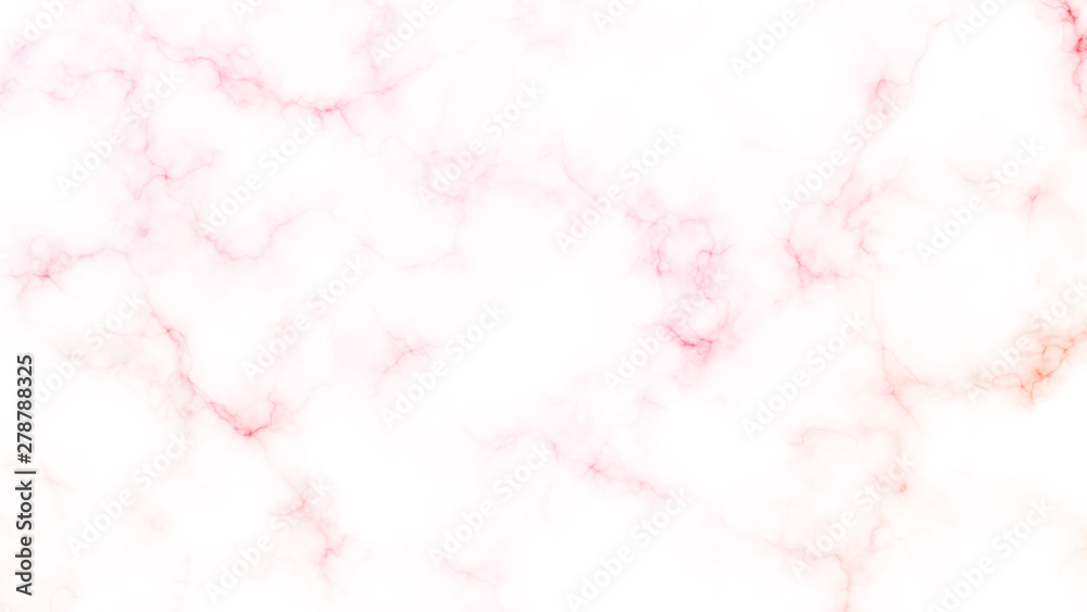 Fototapety, obrazy: abstract soft pink color marble granite flooring background.tracery elegant line seamless backdrop flooring.