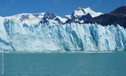 Poster Glaciers National Park Los Glaciares, Patagonia, Argentina