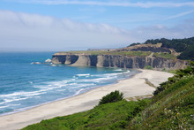 Central California Coastline A...