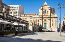 Theater Piccolo Teatro Della Badia, Ragusa, Sicily, Italy
