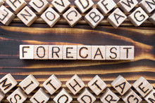 Forecast Wooden Cubes With Let...