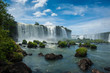 UNESCO world heritage sight, Iguazu Falls, Brazil