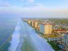 Jacksonville Beach Skyline