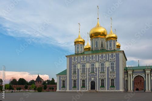 Fényképezés  Assumption Cathedral in the Kremlin of Tula