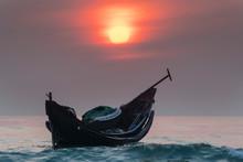 Fishing Boats Of Fishermen At ...