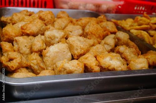 Foto op Aluminium Kip Shenzhen, China: traditional cantonese meat strips