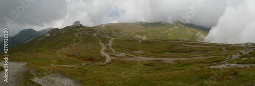 Mountain peak panorama Tapéta, Fotótapéta