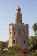 Seville Torre Del Oro Tower In...
