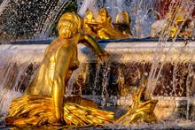 Fountain At The Royal Residenc...