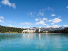 The Fairmont Chateau Lake Loui...