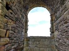 Ancient Tower Window