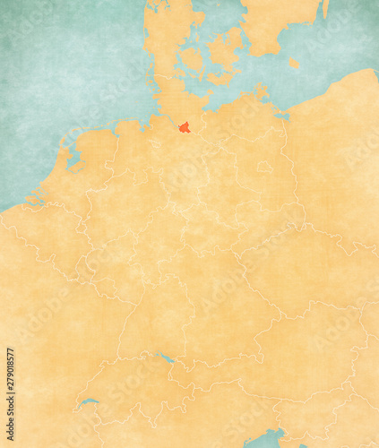 Map Of Germany Hamburg.Map Of Germany Hamburg Buy This Stock Illustration And Explore