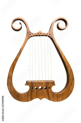 Photo Roman lyre replica