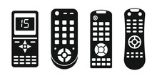 Remote Control Infrared Icons ...