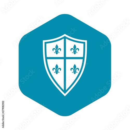 Fotografie, Obraz Royal shield icon