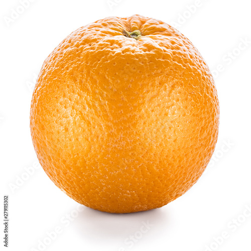 Orange fruit isolated - 279115302