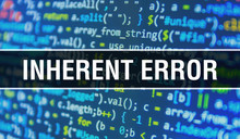 Inherent Error Concept With Ra...