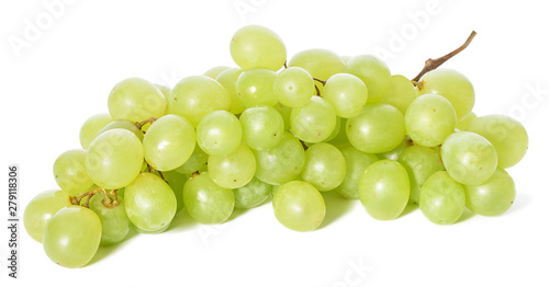 Valokuva Grapes isolated