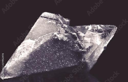 the Twin Crystal Quartz, mobochrome Slika na platnu