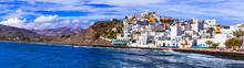 Fuerteventura Holidays - Scenic Coastal Village Las Playitas. Canary Islands Of Spain