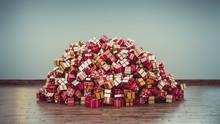 Cadeaux De Noël Par Centaines