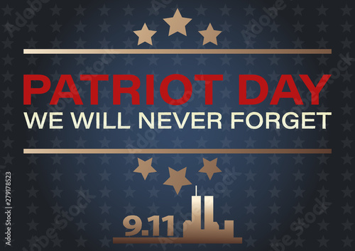 Papel de parede  Never Forget September 11, 2001 USA