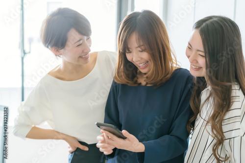 ビジネス・女性 - 279223382
