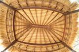 Toit de paille structure architecture