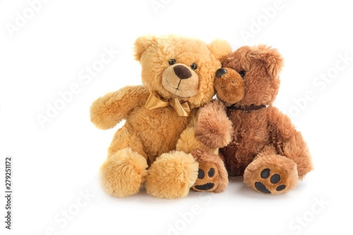 Teddy bear couple #279251172