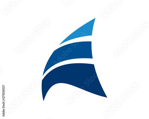 Fotografie, Obraz sail logo 2