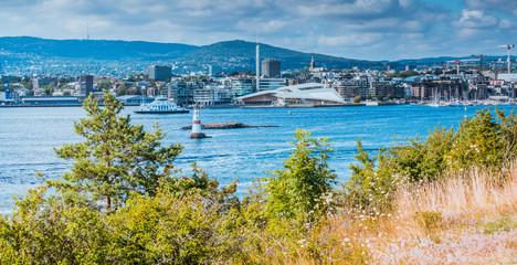 latarnia morska w Oslo
