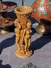 Candlestick In The Form Of A S...