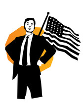 Businessman United States Of A...