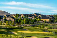 Scenic Neighborhood With Golf Course Lovely Homes And Abundant Trees