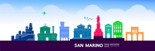 San Marino Travel Destination ...