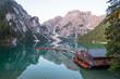 Lago Di Braies Sunrise
