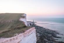 Beachy Head Lighthouse View