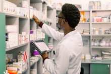 African American Male Pharmaci...