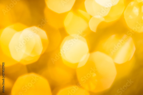 Fototapeta Glamorous gold shiny glow and glitter, luxury holiday background obraz na płótnie