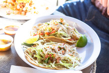 Authentic Mexican Fish Tacos
