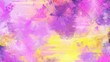 canvas print picture - abstract brush painting for use as background, texture or design element. mixed colours of plum, moderate violet and pastel orange