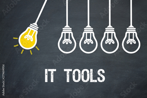 IT Tools Wallpaper Mural