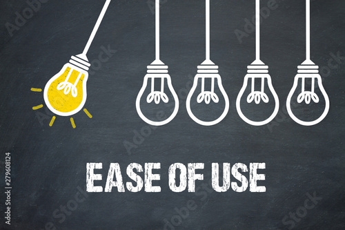 Ease of use Canvas Print