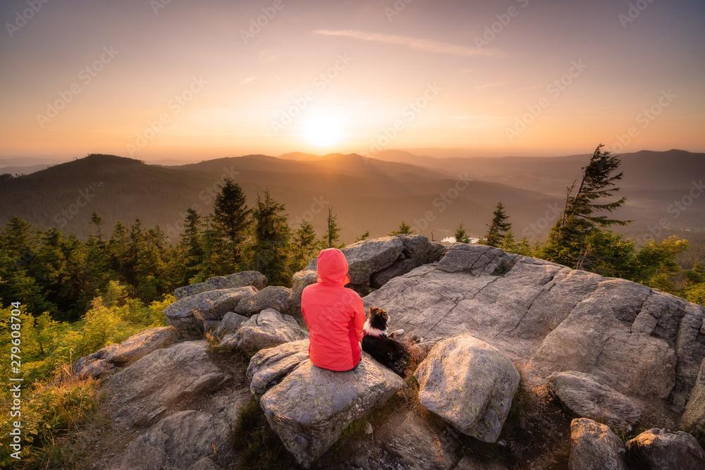 Fototapety, obrazy: Grosser Arber Sumava National park