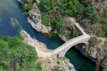 Pont Du Diable , Ardèche , France