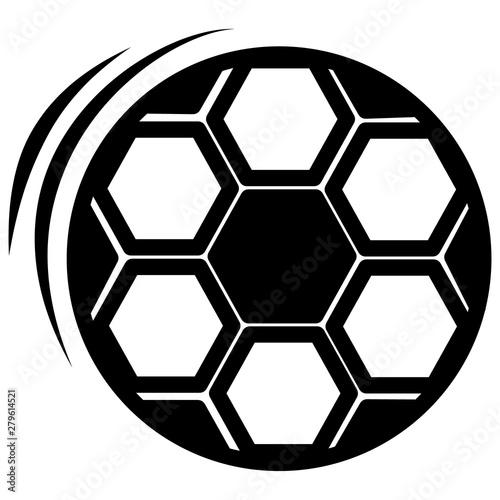 Spoed Foto op Canvas Bol Ball icon