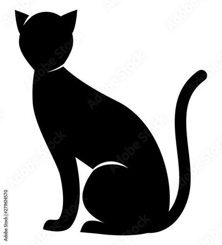Cat icon - 279614570